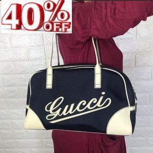 💎Beautiful 💎zipper Gucci bowling bag